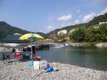 徳島 鮎喰川