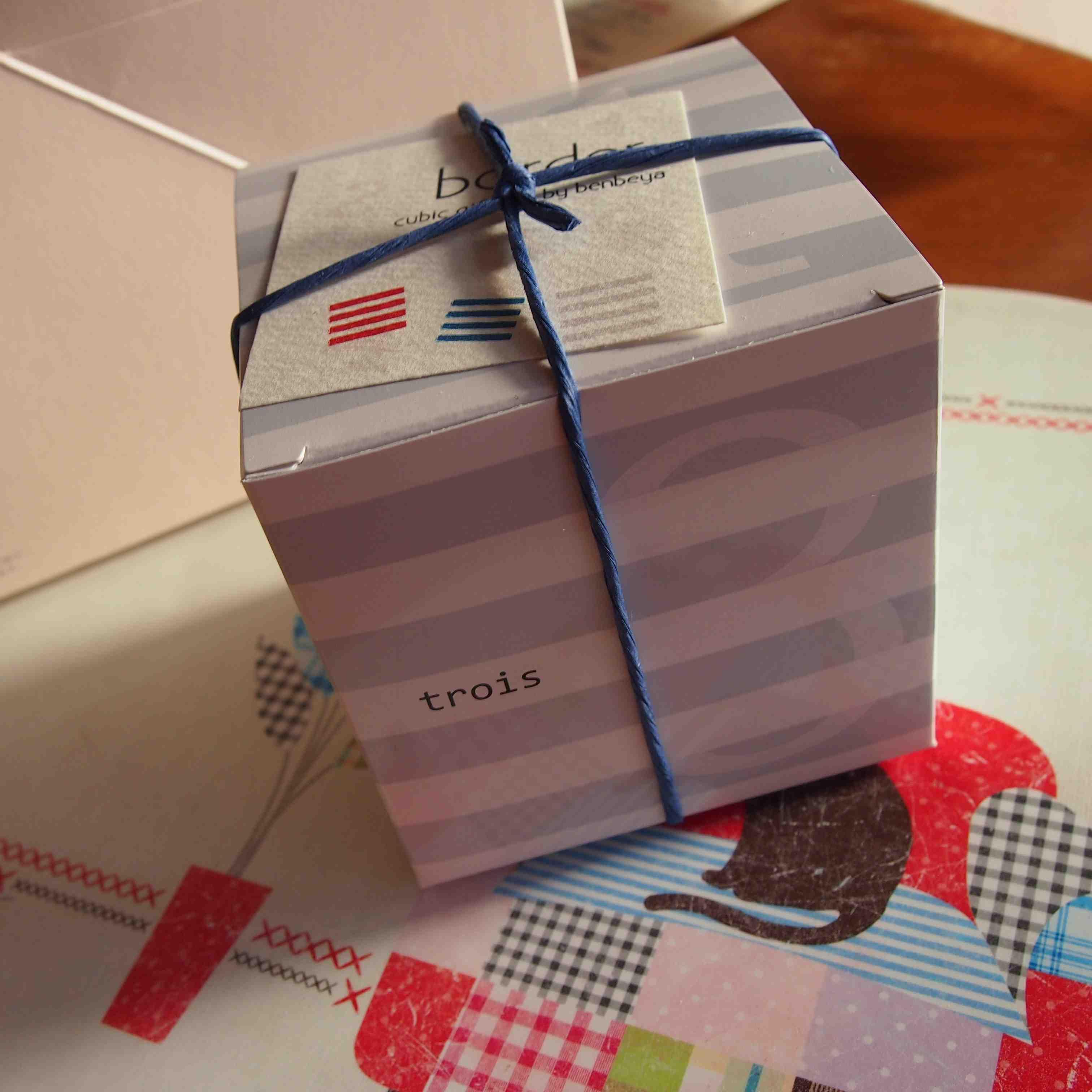 箱も可愛い!