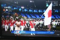 日本選手団2