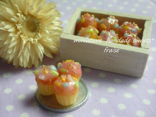 ミニミニカップケーキ11