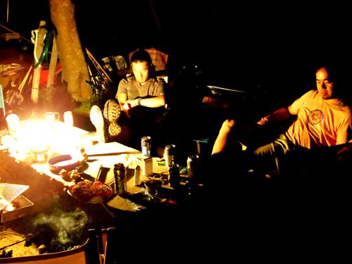 島camp1  016