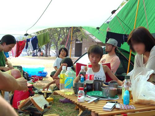島camp1  017