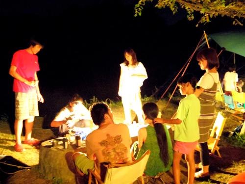 島camp1  014