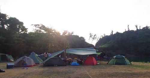 島camp2 030