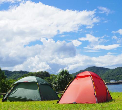 大池キャンプ場011