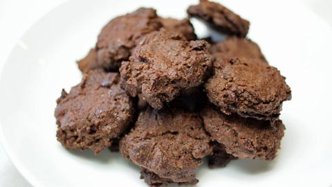 ココア&ママレードクッキー