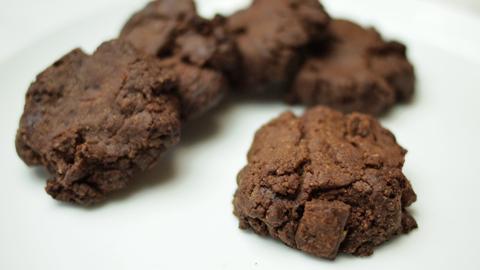 1411ココア&ママレードクッキー