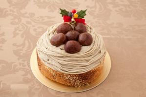 ラ・テールのクリスマスケーキ