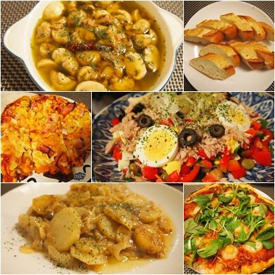 スペイン料理1