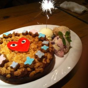 b.d cake1