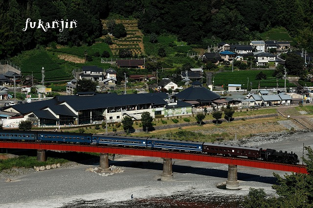大井川鐵道201208253