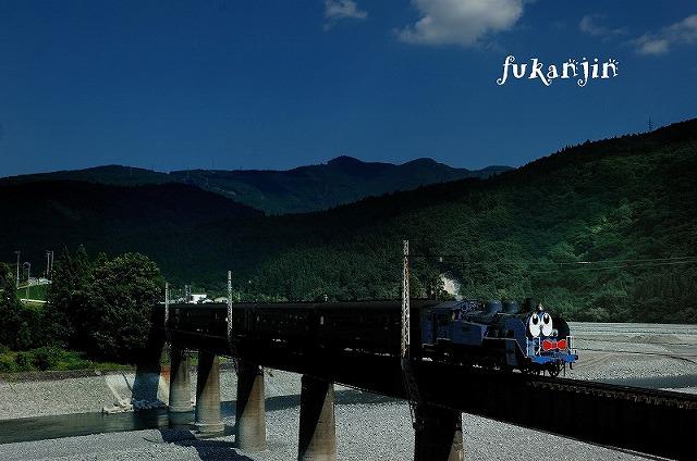 SLくん大井川鐵道2