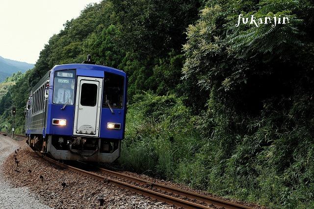 関西本線非電化区20120902  232D