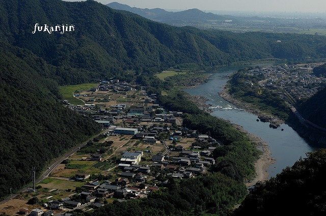 高山本線坂祝町猿啄城跡 (2)のコピー