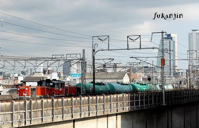 東海道本線新幹線庄内川橋梁 (5)