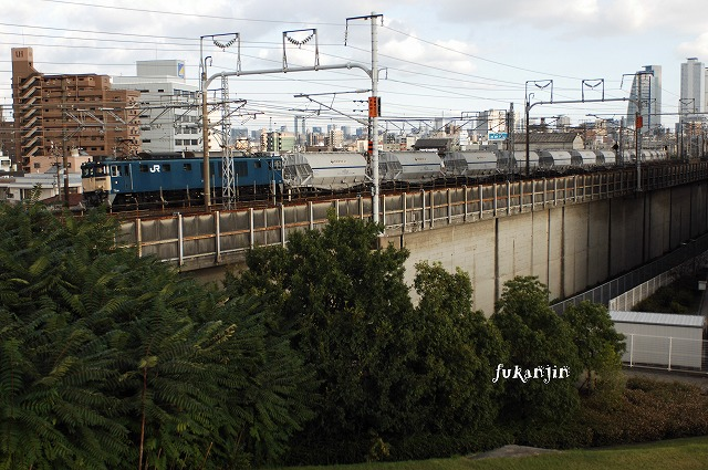 東海道本線新幹線庄内川橋梁 (1)