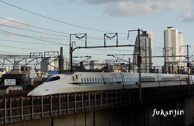 東海道本線新幹線庄内川橋梁 (7)