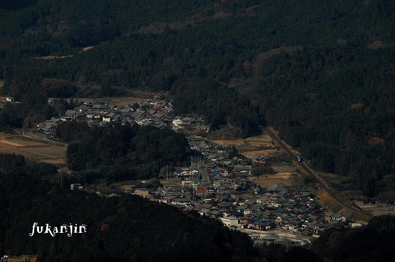 錫杖ヶ岳俯瞰 (1)のコピー