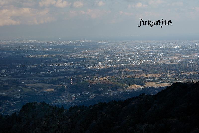 錫杖ヶ岳からの俯瞰20121208 (7)
