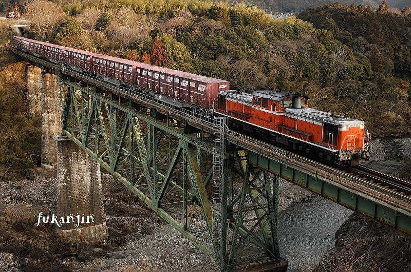 鵜殿貨物三瀬谷橋梁20130302 (3)のコピー