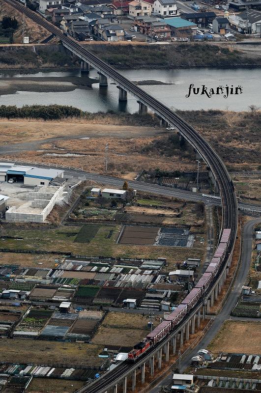 鵜殿貨物相賀橋梁俯瞰 (2)のコピー