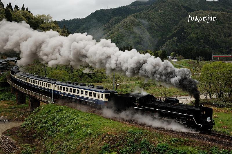 磐越西線2012GW (1)