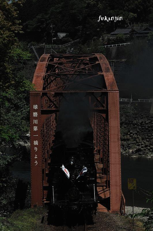 肥薩線鎌瀬~瀬戸石第一橋梁20130427 7