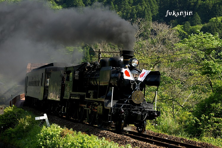 肥薩線瀬戸石~鎌瀬第一橋梁20130427 (11)のコピー