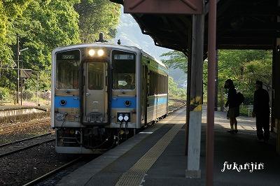 白石駅臨時駅長 2