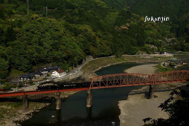 球磨川第一橋梁 6