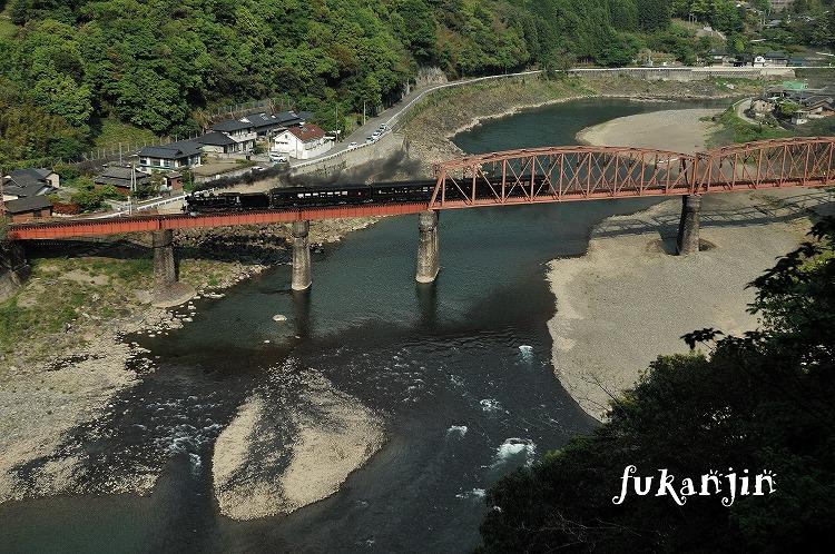 球磨川第一橋梁 5