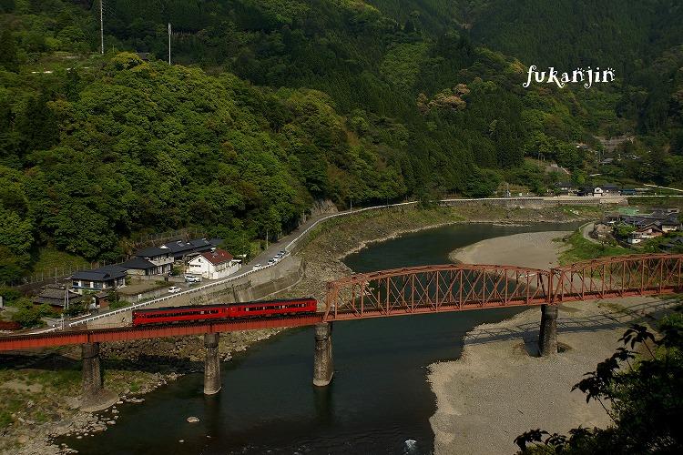 球磨川第一橋梁 3