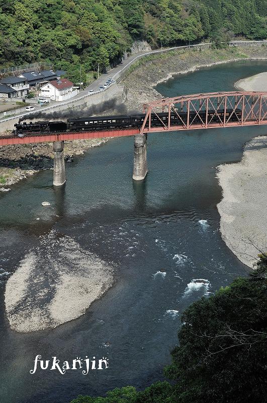 球磨川第一橋梁 4