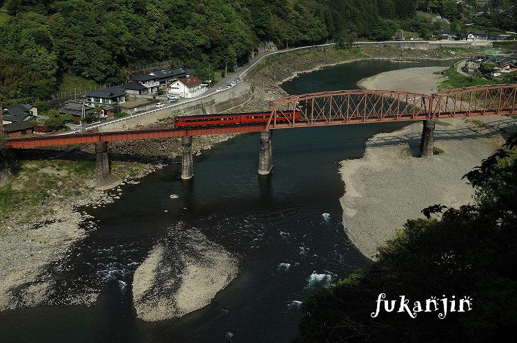 球磨川第一橋梁 2