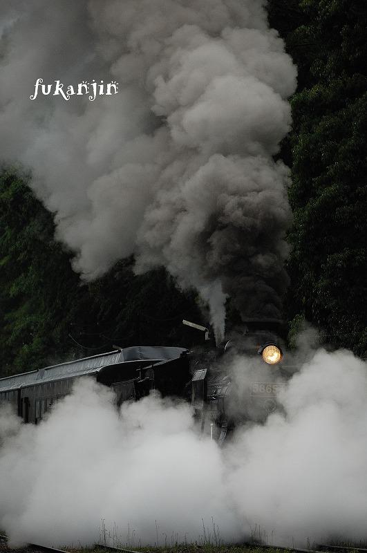 白石駅発車 (8)