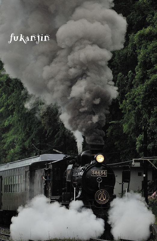 白石駅発車 (6)