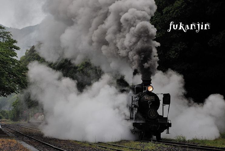 白石駅発車 (4)