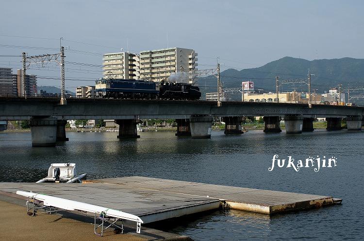 瀬田大橋辺りから 6