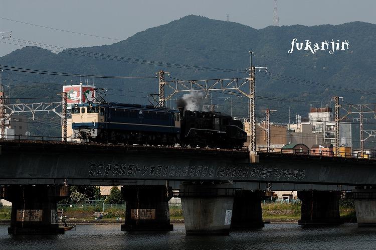 瀬田大橋辺りから 5