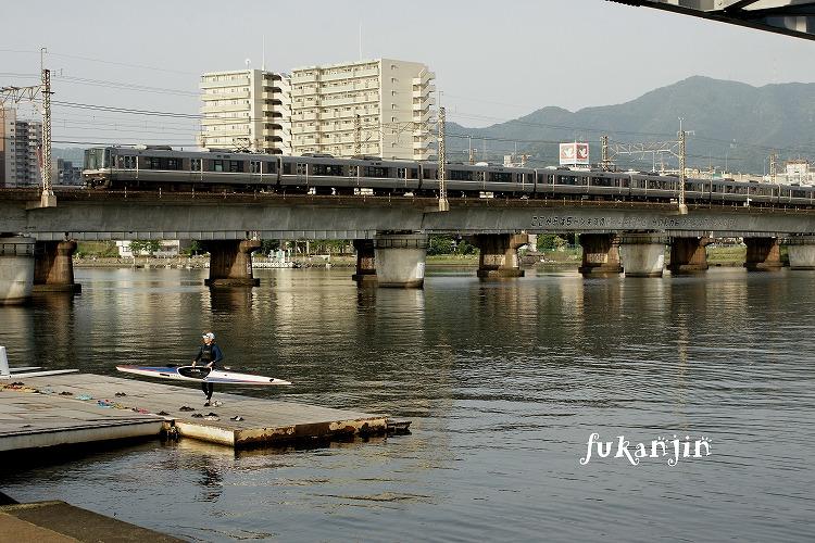 瀬田大橋辺りから 3