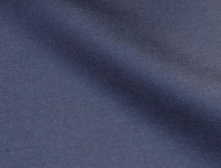 葛利毛織Super120の紺スーツ生地