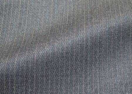 長大毛織のウールキャメルのオーダースーツ生地・グレー