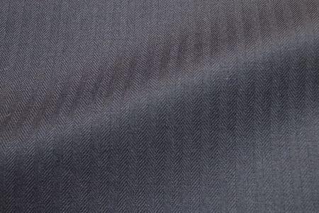 長大毛織のウールキャメル・オーダースーツ用・紺