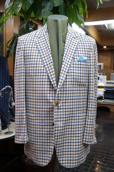 コットンウールのシャツ・ジャケット