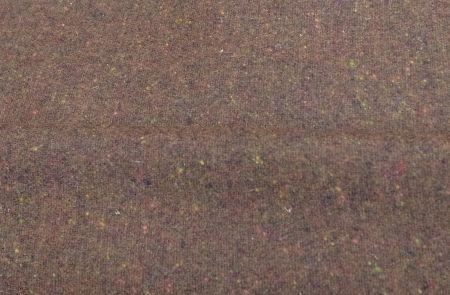 2012-2013AWジャケット生地茶色のホームスパン