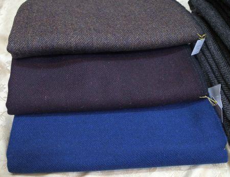 2012-2013ハリスツイード茶色や青