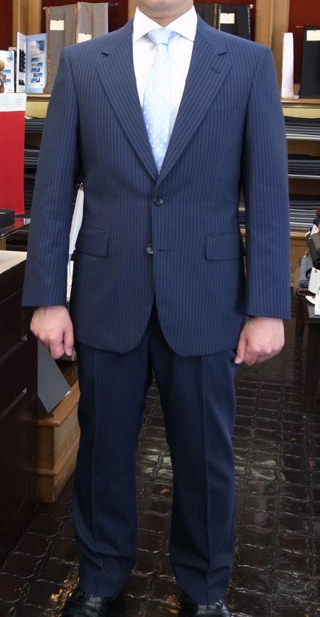 クールマックスのスーツ