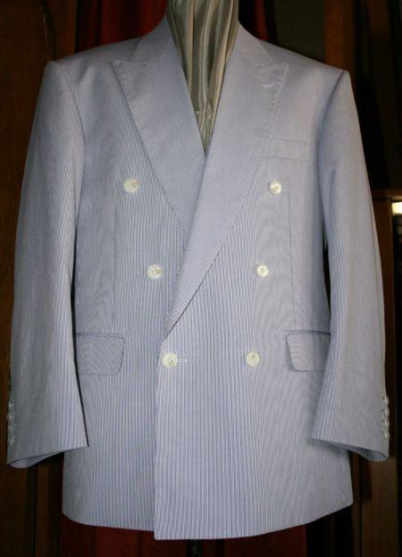 コットンコードレーンのジャケット