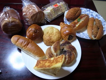 リヨンのパン