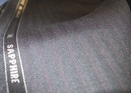 レイオハラのオーダースーツ